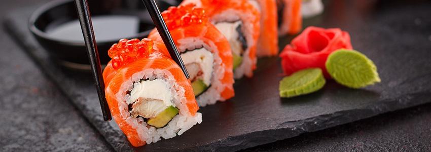 Wednesday sushi & sunset moments